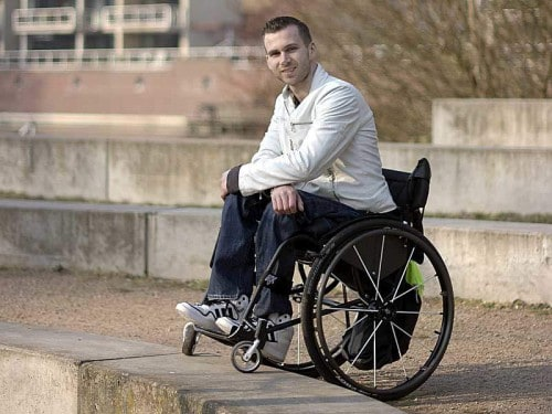 High Performance ADL rolstoelen