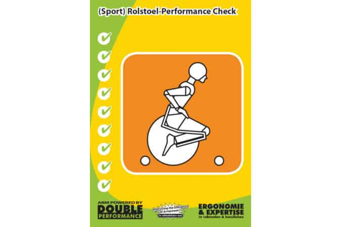 Gratis Performance Check van je rolstoel