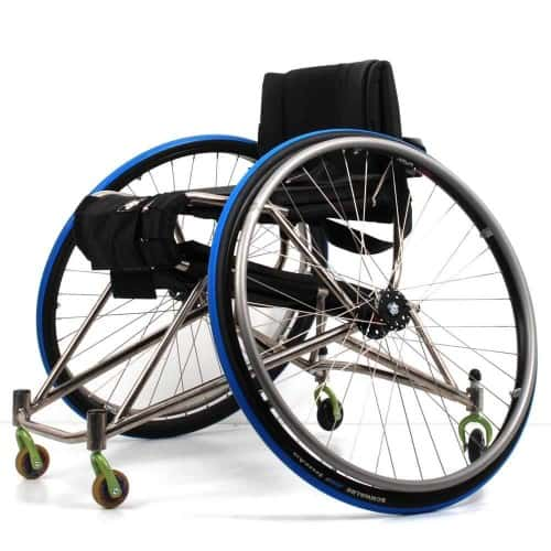 RGK ATP Kneeseat High Performance sportrolstoel
