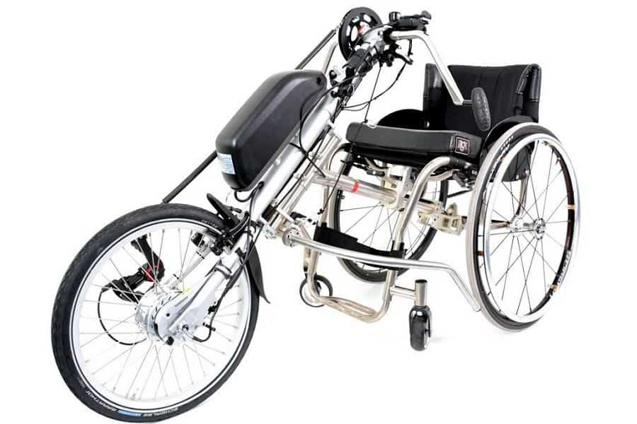 Meer kilometers met de Tracker e-powerbike