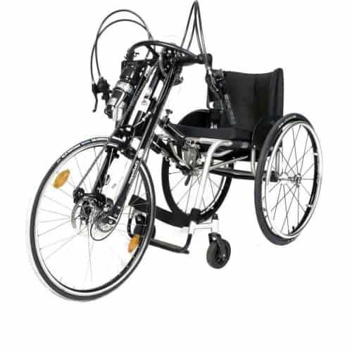 Tracker 24 Challenger aankoppelbare handbike