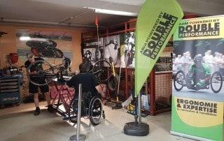 Werkplaats Handbike Battle 2017