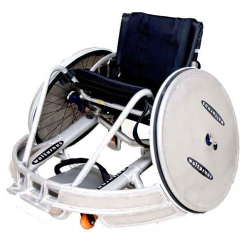 Wolturnus Rugby Offence sportrolstoel
