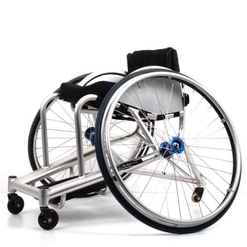 Wolturnus ST 4 wiel tennis sportrolstoel