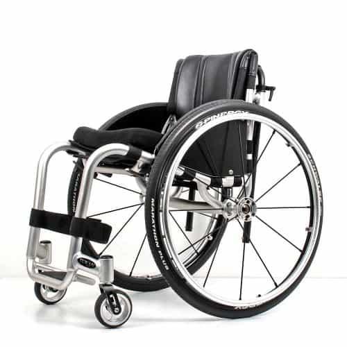 Wolturnus Tukan High Performance ADL rolstoel