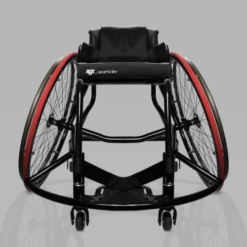 24178a897c1 RGK AllStar Sportrolstoel - Double Performance