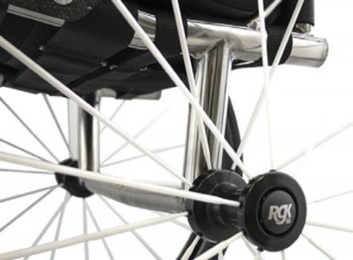 RGK Octane Sub4 adl rolstoel detail camberbar