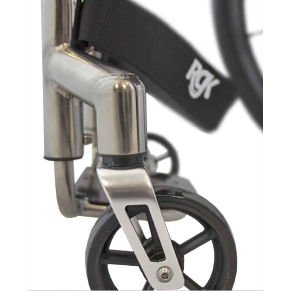 RGK Octane Sub4 adl rolstoel detail