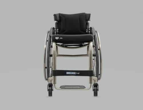 RGK Octane Sub4 adl rolstoel voorkant