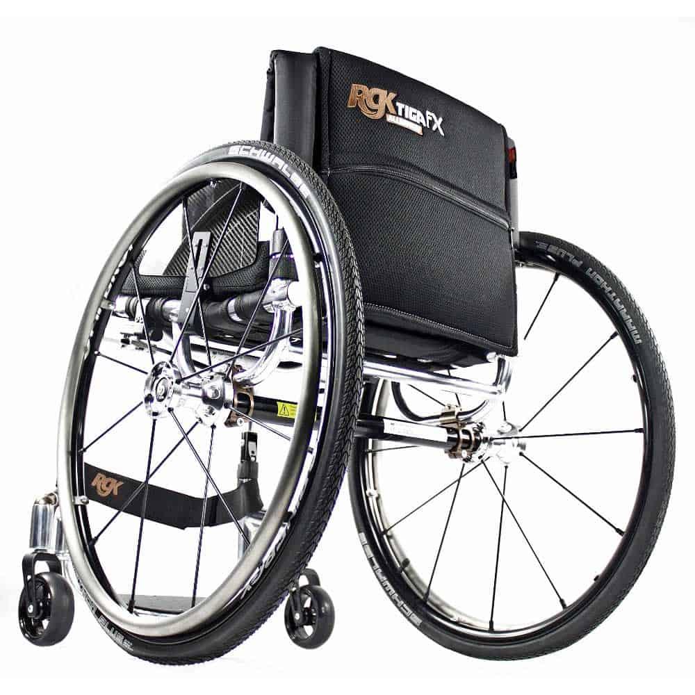 RGK Tiga FX ADL rolstoel