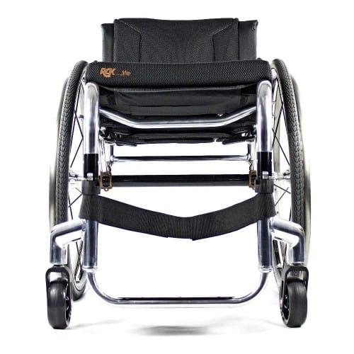 RGK Tiga FX High Performance vouwframe ADL rolstoel