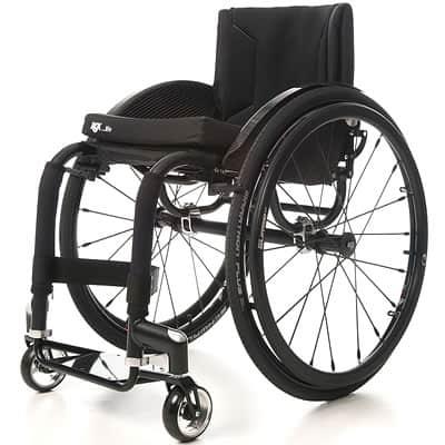 RGK Tiga ADL rolstoel, open model