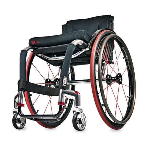 RGK Tiga High Performance ADL rolstoel open model