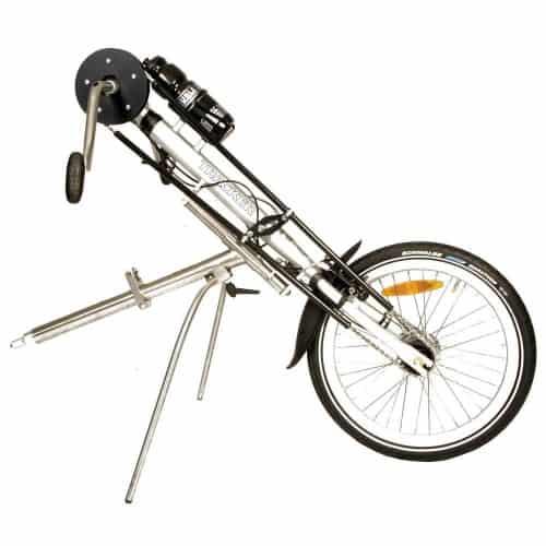 Tracker 20 aankoppelbare handbike