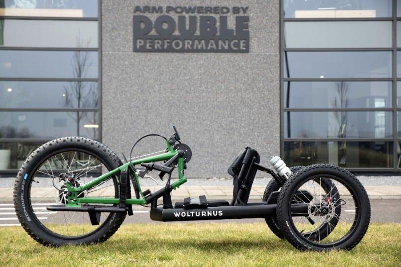 2433634baca Nieuw: Wolturnus Fatbike - Double Performance