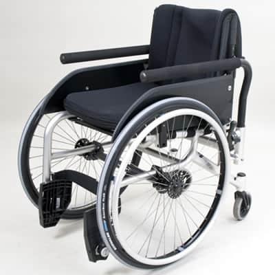 Wolturnus Dalton F rolstoel met voorwiel aandrijving