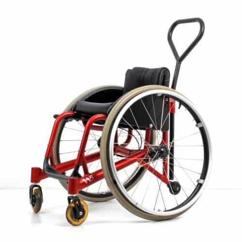 Wolturnus W5 Junior ADL rolstoel voor kids